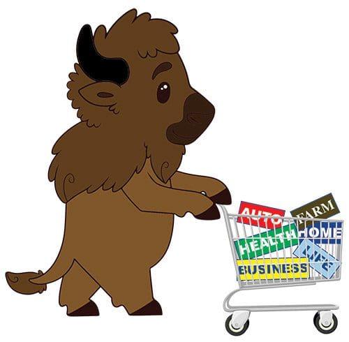 bull shopping